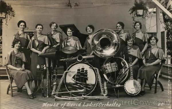 Ladies Orchestra House of David