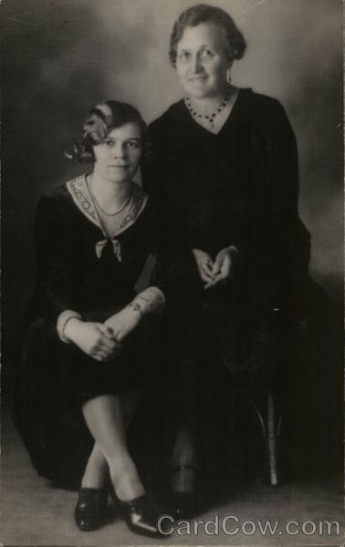John Bully's Wife and Daughter, Members from Australia