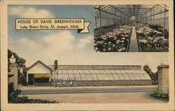 House of David Greenhouses