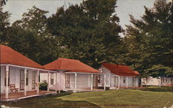 Some of the Cottages - Eastman Springs