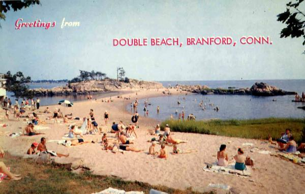 Greetings From Double Beach Branford Connecticut
