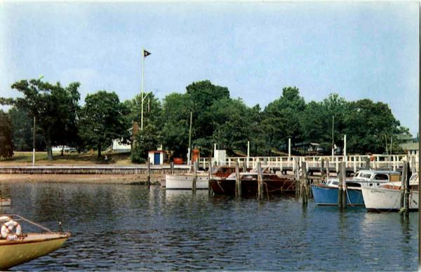 Branford Yacht Club Connecticut