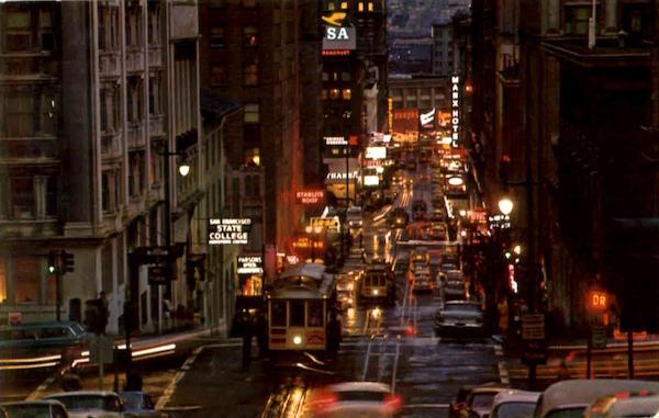 Manx Hotel San Francisco