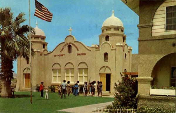 Yuma Methodist Indian Mission Arizona