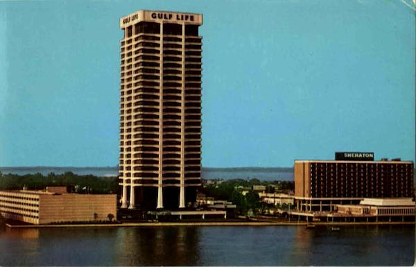 Blue Line Tower Jacksonville Florida