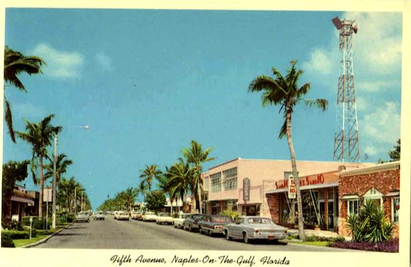 Naples On The Gulf, Fifth Avenue Florida