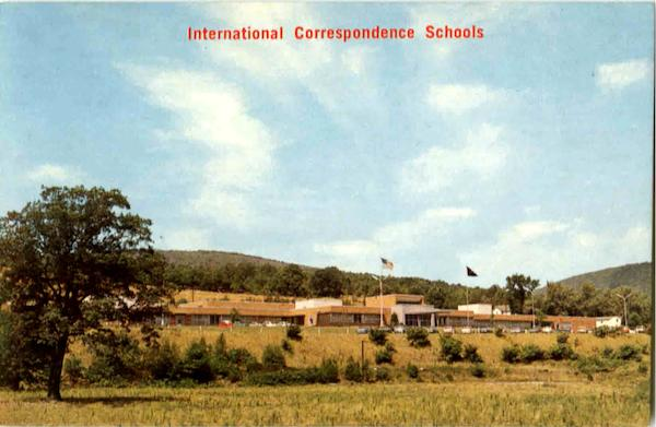 International Correspondence Schools Scranton Pennsylvania