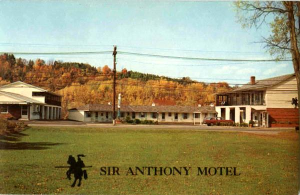 Sir Anthony Motel, 173 So. Main St Barre Vermont