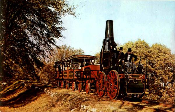 The Best Friend Of Charleston Trains, Railroad