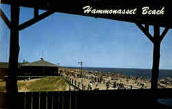 Hammonasset Beach Postcard