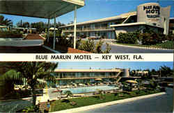 Blue Marlin Motel , 1320 Simonton St.