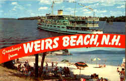 Greetings From Weirs Beach New Hampshire