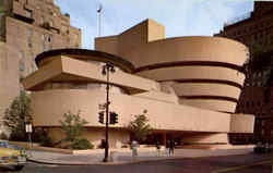 Solomon R. Guggenheim Museum, 5th Avenue 88th to 89th Sts