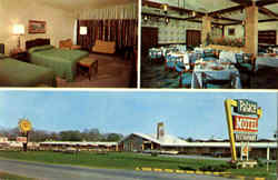 Palace Motel, Route 17 South & #70