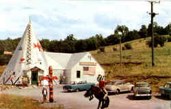 The Tepee, U. S. 20