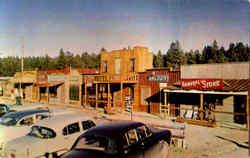 Rockerville Gold Town, U. S. 16