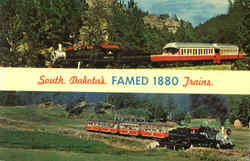 South Dakota's Famed 1880 Trains