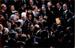 Reagan - joint session of Congress