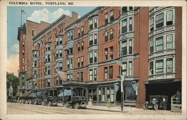 Portland maine casino hotels