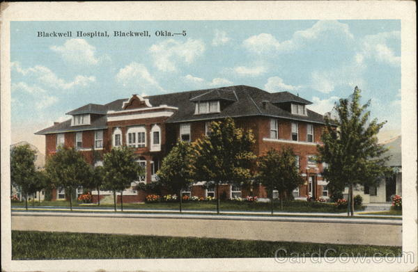 Blackwell Hospital Oklahoma