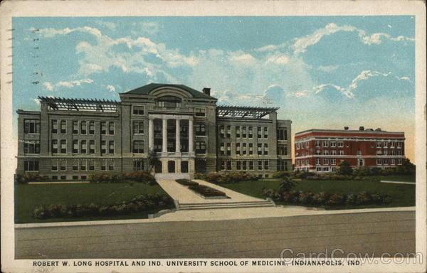 Robert W. Long Hospital and Ind. University School of Medicine Indianapolis