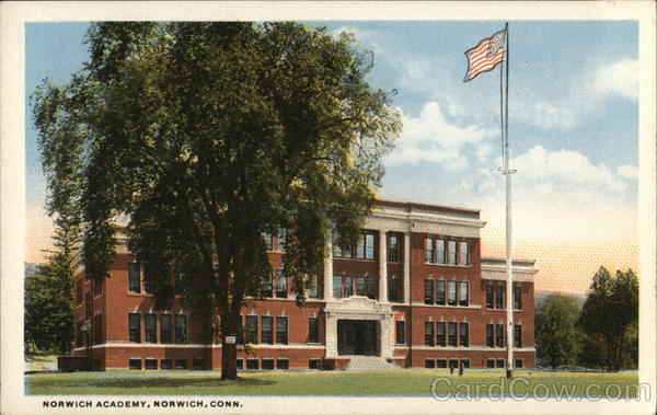 Norwich Academy Connecticut