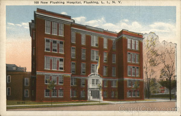 New Flushing Hospital Long Island New York