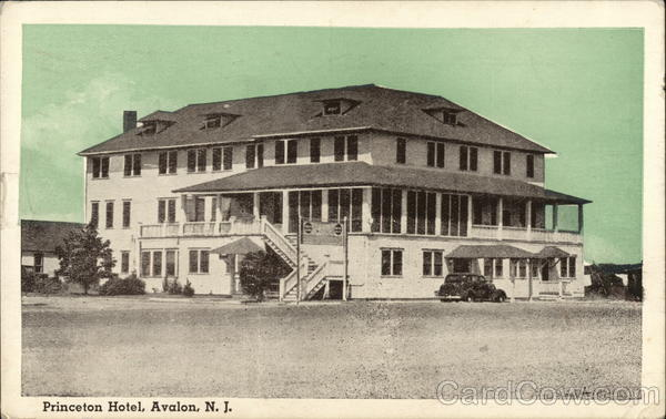 Princeton Hotel Avalon New Jersey