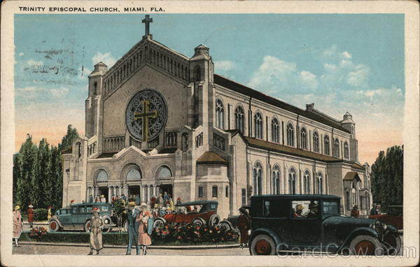 Episcopal Church In Dade City Fl