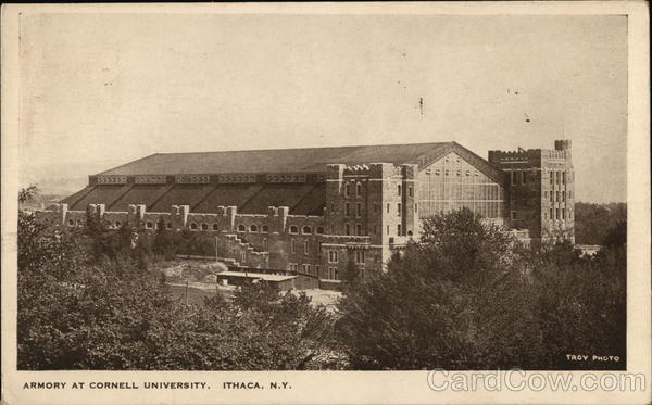 Armory at Cornell University Ithaca New York