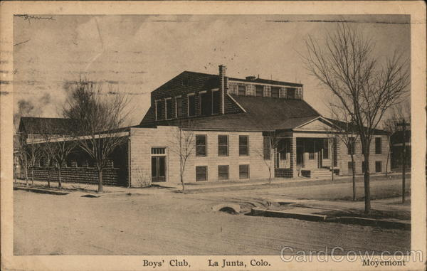 Boys Club La Junta Colorado