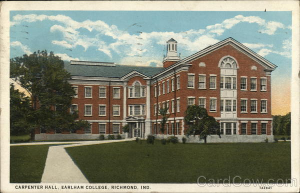 Earlham College Richmond Indiana