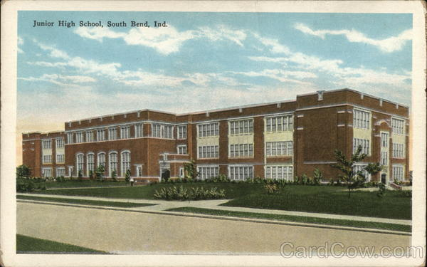 Junior High School South Bend Indiana