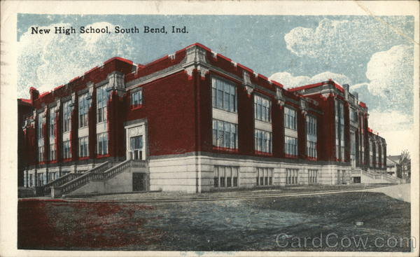 New High School South Bend Indiana