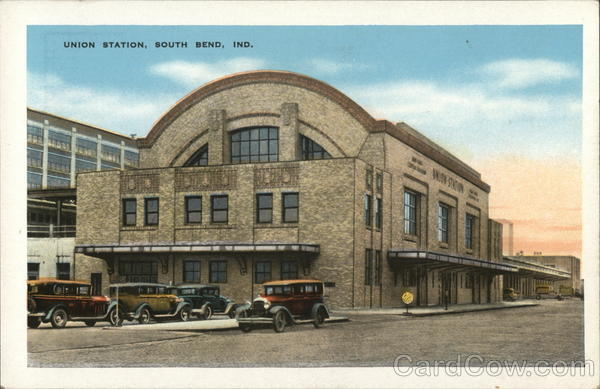 Union Station South Bend Indiana