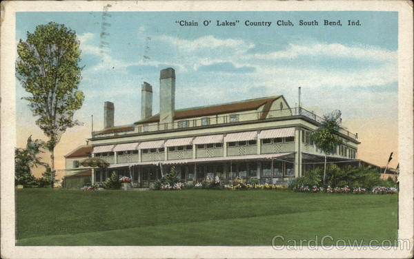 Chain O' Lakes Country Club South Bend Indiana