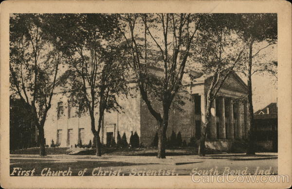 First Church of Christ, Scientist South Bend Indiana