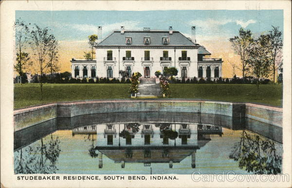 Studebaker Residence South Bend Indiana