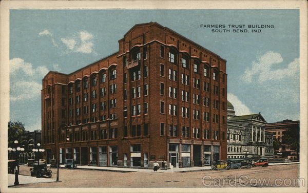 Farmers Trust Building South Bend Indiana