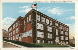 Washington and Irving High School