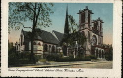 Union Congregational Church, Chestnut Street