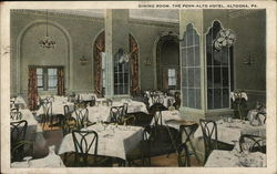 The Penn-Alto Hotel - Dining Room