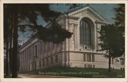 Doe Library - University of California, Berkeley