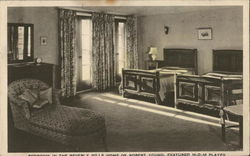 Home of Robert Young - Bedroom