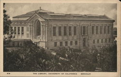The Library, University of California, Berkeley