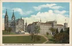 Abbey Church and Seminary