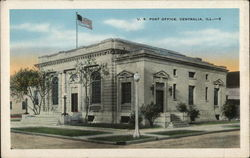 U.S. Post Office Postcard