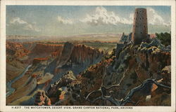 The Watchtower, Desert View