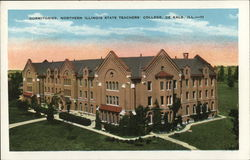 Dormitories, Northern Illinois State Teachers' College