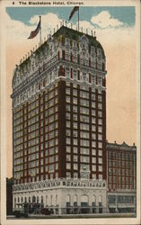 The Blackstone Hotel Postcard